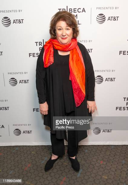 Margo Martindale attends the Blow The Man Down screening at Tribeca Film Festival at SVA Theatre.