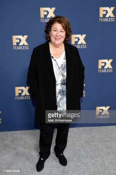 Margo Martindale of 'Mrs America' attends the FX Networks' Star Walk Winter Press Tour 2020 at The Langham Huntington Pasadena on January 09 2020 in...