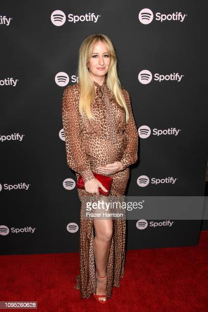 Margo Price attends Spotify Best New Artist 2019 event at Hammer Museum on February 7 2019 in Los Angeles California