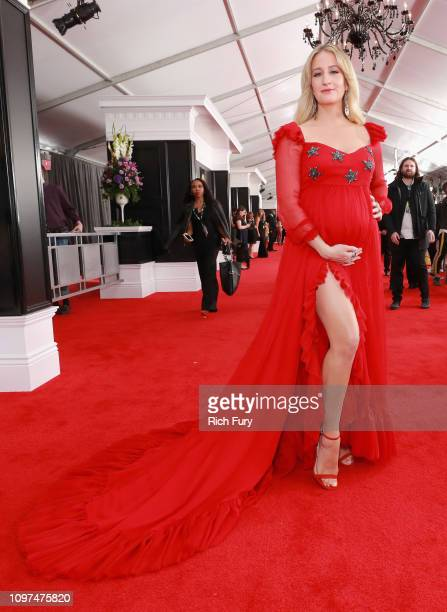 Margo Price attends the 61st Annual GRAMMY Awards at Staples Center on February 10 2019 in Los Angeles California