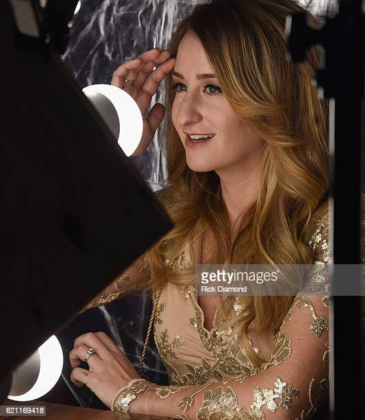 Margo Price during CMT's Next Women of Country on November 1 2016 at The City Winery Nashville Tennessee