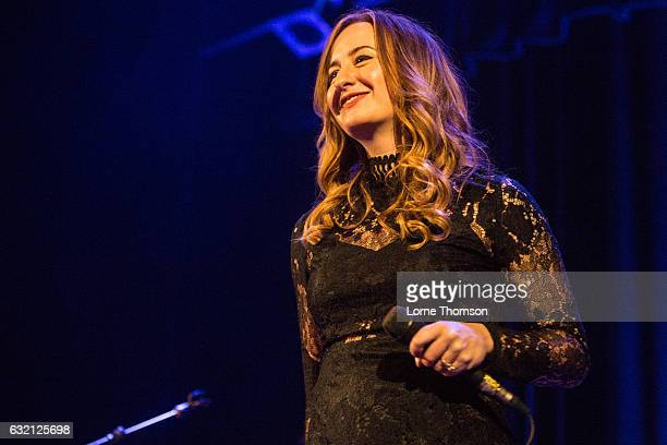 Margo Price performs at Islington Assembly Hall on January 19 2017 in London England