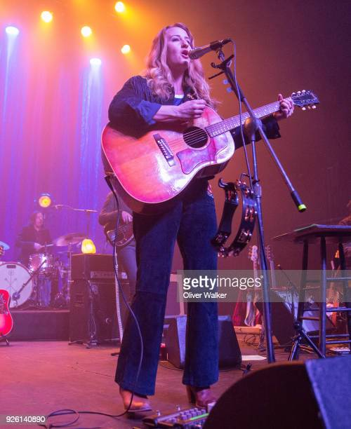 Margo Price performs at The Fonda Theatre on March 1 2018 in Los Angeles California