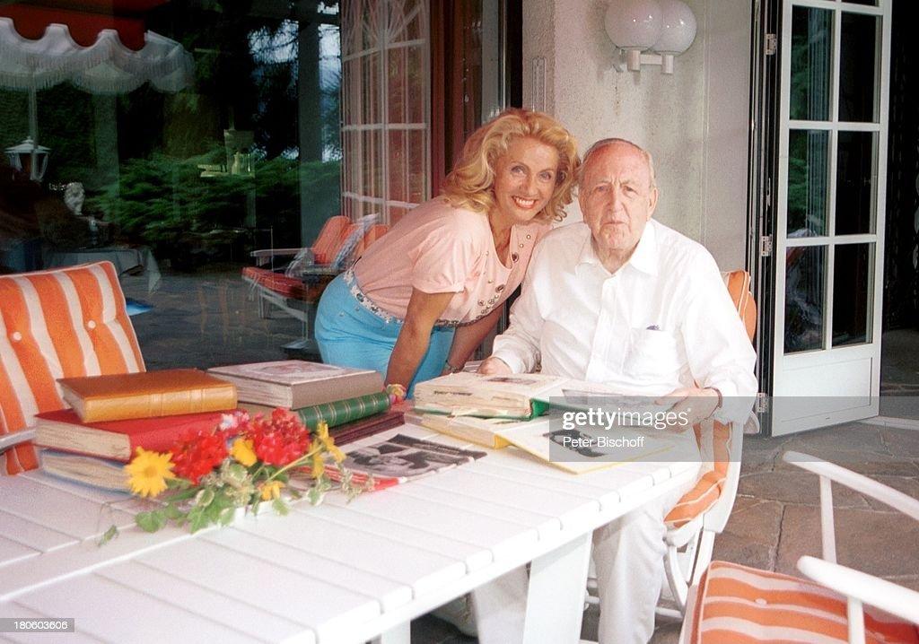 Margot Eskens, Ehemann Karl-Heinz Münchow, Homestory, Pörtschach ...