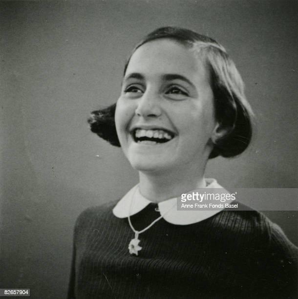 Margot Frank elder sister of Anne Frank May 1935
