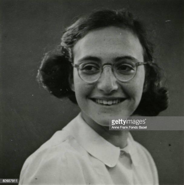 Margot Frank elder sister of Anne Frank May 1941