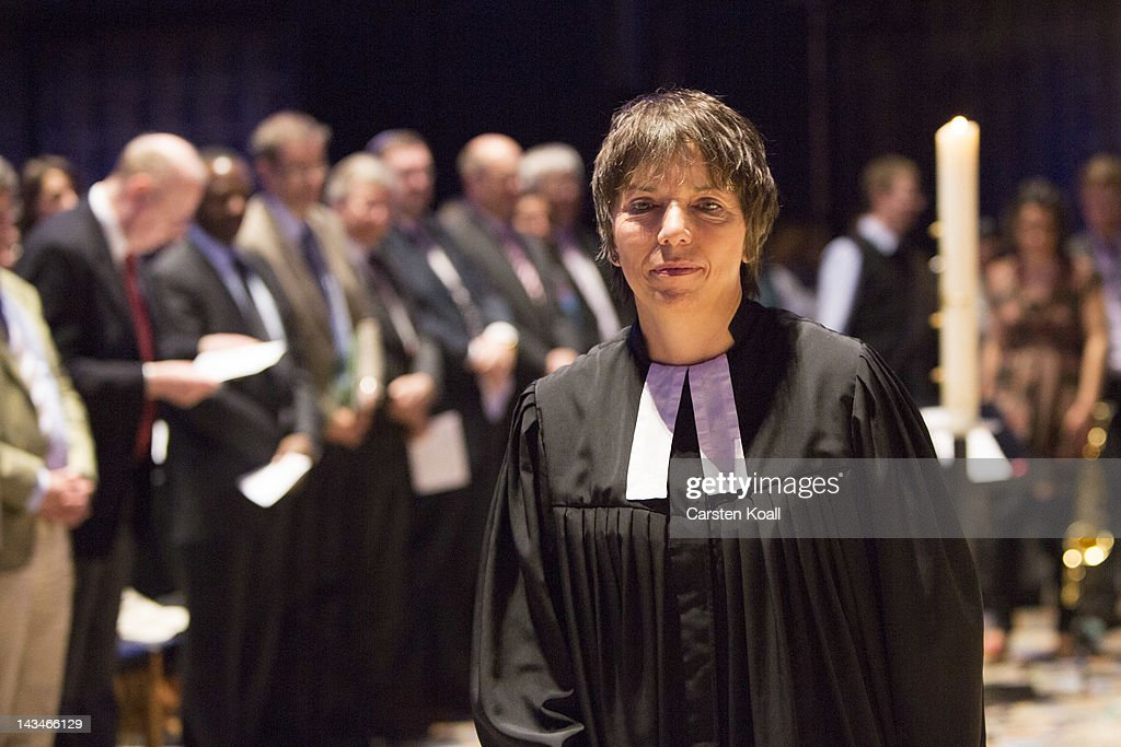 Margot Kaessmann Appointed Lutheran Ambassador : News Photo