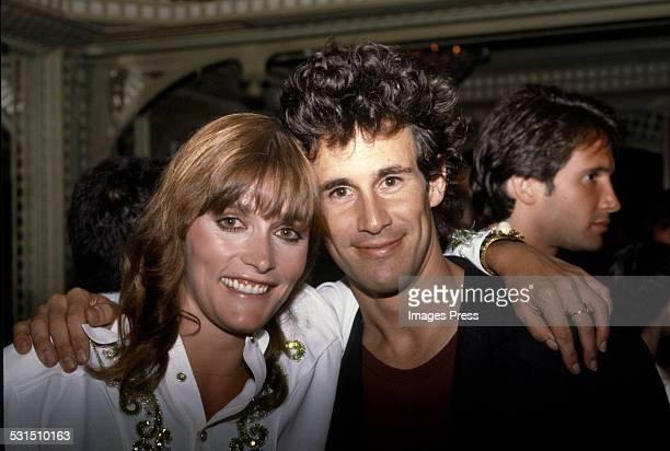 Margot Kidder and Michael Ontkean circa 1980 in Los Angeles California