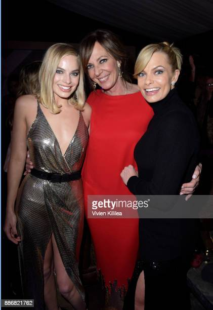 Margot Robbie Allison Janney and Jaime Pressly attend NEON and 30WEST Present the Los Angeles Premiere of 'I Tonya' Supported By Svedka on December 5...