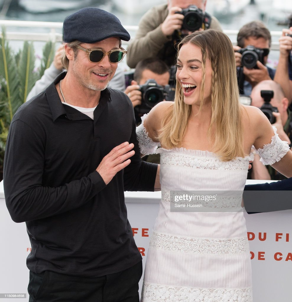 """""""Once Upon A Time In Hollywood"""" Photocall - The 72nd Annual Cannes Film Festival : Photo d'actualité"""