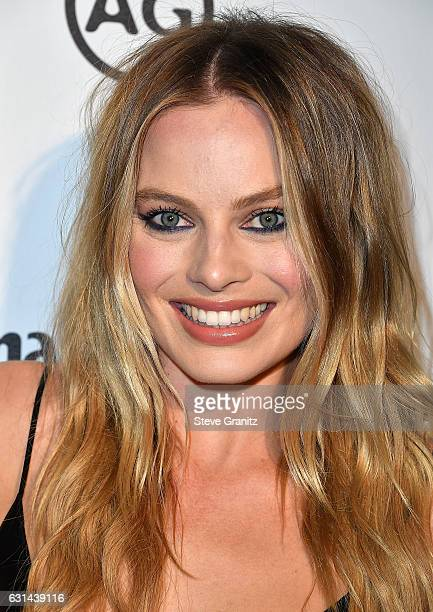 Margot Robbie arrives at the Marie Claire's Image Maker Awards 2017 on January 10 2017 in West Hollywood California
