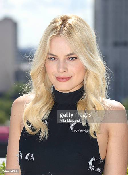 Margot Robbie attends a Photocall for the film 'The Legend Of Tarzan' at Corinthia London on July 4 2016 in London England