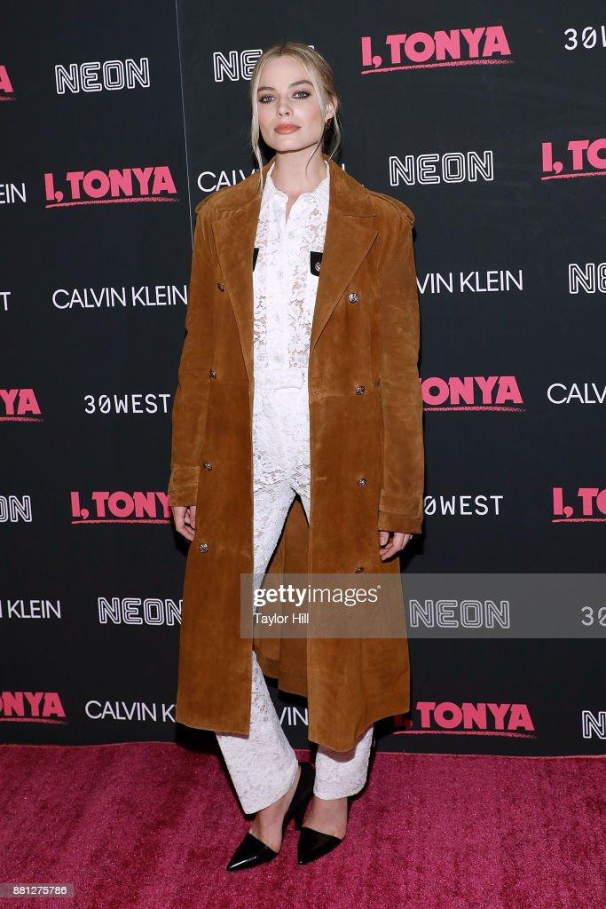 'I, Tonya' New York Premiere : News Photo