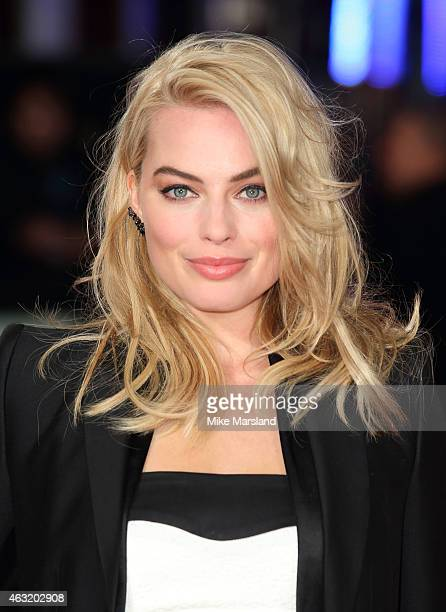 Margot Robbie attends a special screening of Focus at Vue West End on February 11 2015 in London England