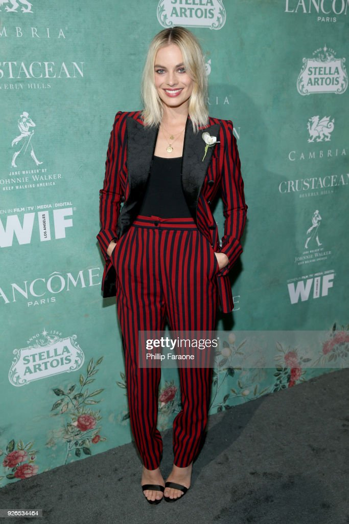11th Annual Celebration Of The 2018 Female Oscar Nominees Presented By Women In Film - Arrivals : News Photo