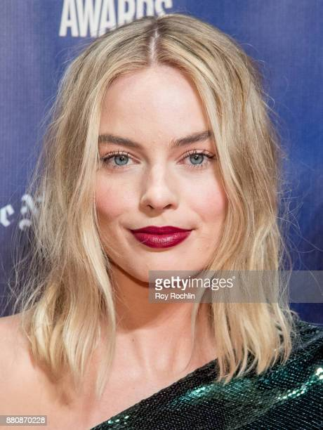 Margot Robbie attends the 2017 IFP Gotham Awards at Cipriani Wall Street on November 27 2017 in New York City