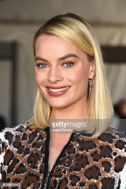 Margot Robbie attends the 2018 Film Independent Spirit Awards on March 3 2018 in Santa Monica California