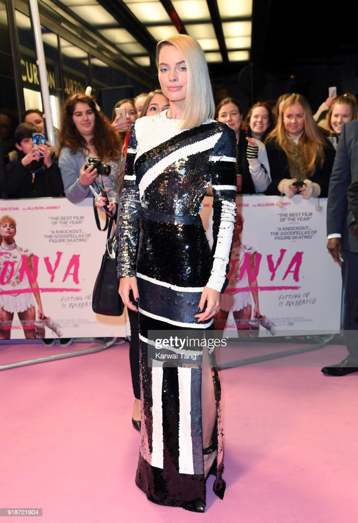'I, Tonya' UK Premiere - Red Carpet Arrivals : News Photo