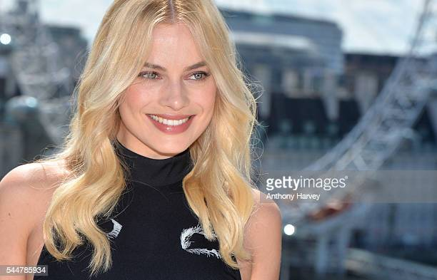 Margot Robbie attends the photocall for 'The Legend Of Tarzan' at Corinthia London on July 4 2016 in London England
