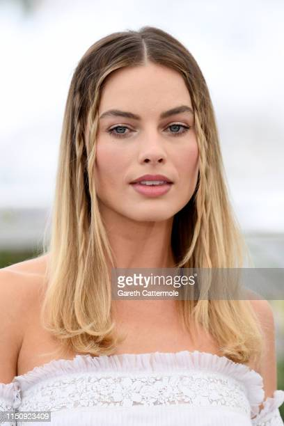 "Margot Robbie attends the photocall for ""Once Upon A Time In Hollywood"" during the 72nd annual Cannes Film Festival on May 22, 2019 in Cannes, France."