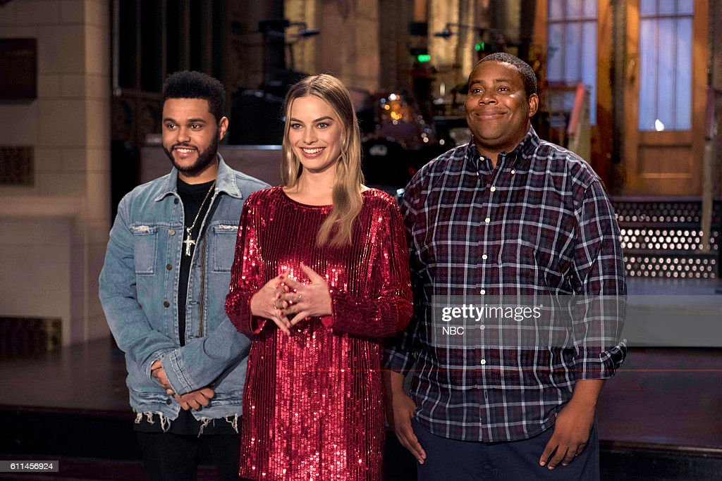 "NBC's ""Saturday Night Live"" with guests Margot Robbie, The Weeknd"