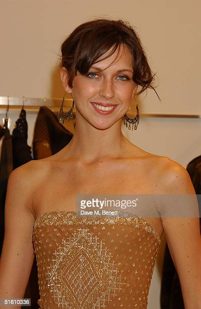 Margot Stilley attends the store launch party for the new flagship branch  of Maxmara at its 985a03fd63a