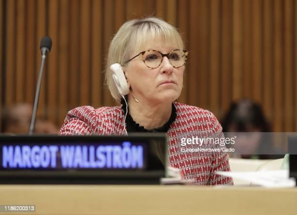 60 fotos e imágenes de gran calidad de Margot Wallström - Getty Images
