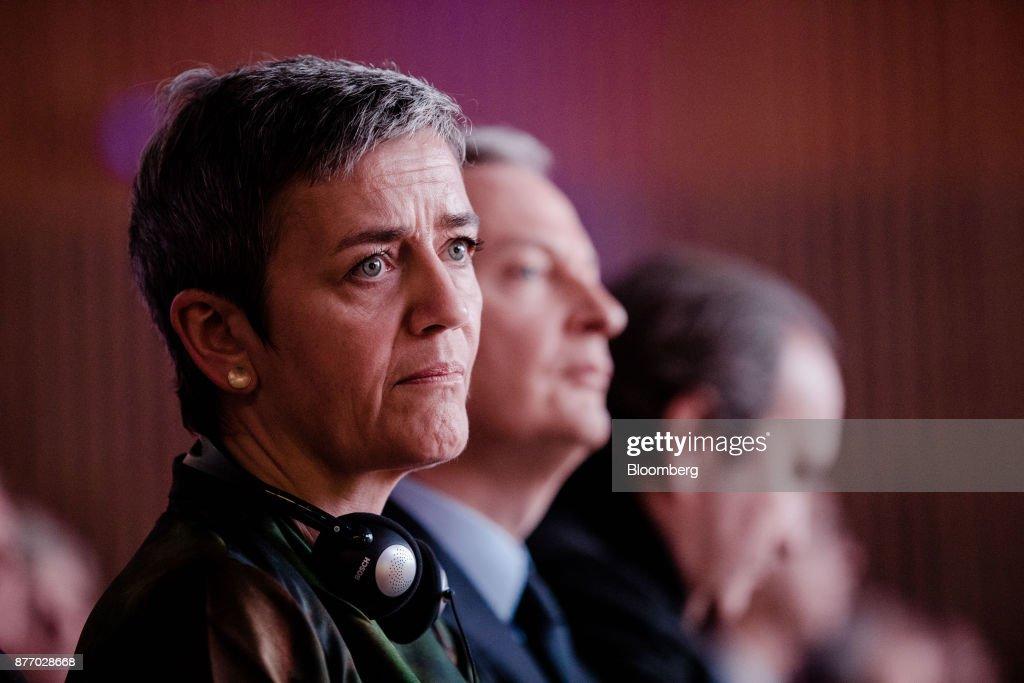Key Speakers At Rendezvous de Bercy Economic Debate