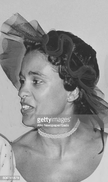 Marguerite Belafonte 1960