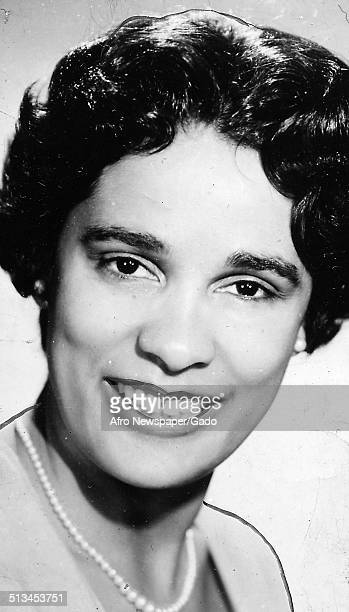 Marguerite Belafonte November 27 1959