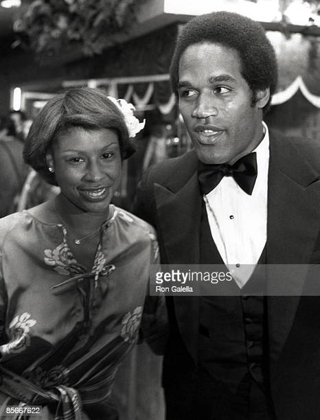 Marguerite Whitley Simpson and OJ Simpson