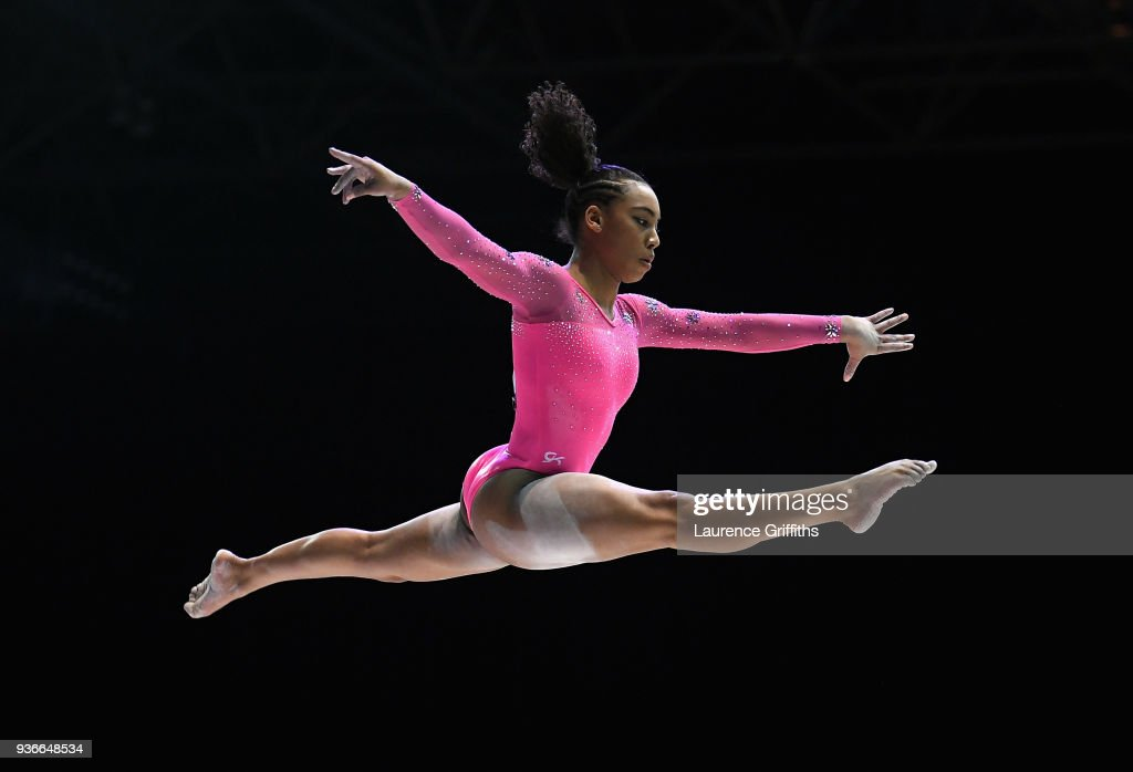 2018 Gymnastics World Cup - Day Two
