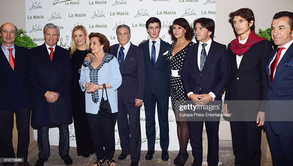 'La Maja de Goya' Bullfighting Awards 2016