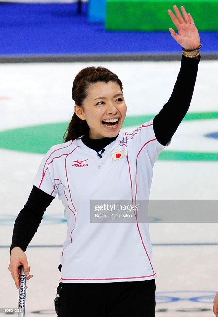 Curling Women's Round Robin Game - Day 11 : News Photo