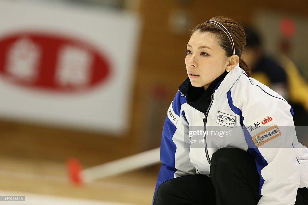 Curling Japan Qualifying Tournament - Qualifier : News Photo