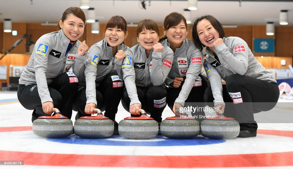Japan Women's Curling Olympic Qualifier - Game 4