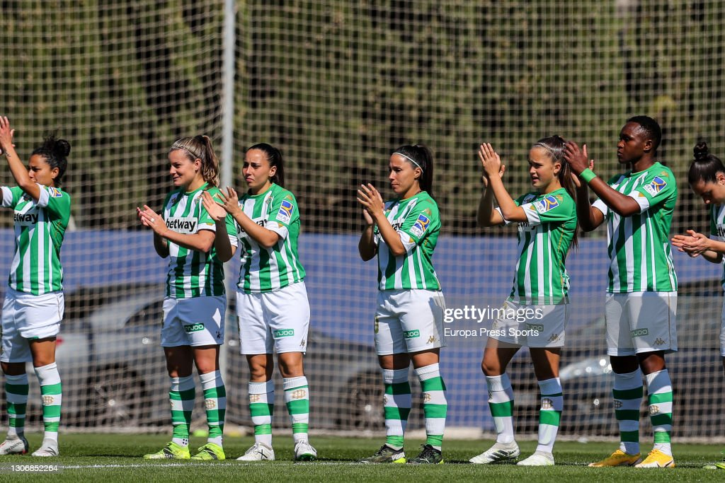 Levante UD V Real Betis Balompie - Primera Division Femenina : News Photo