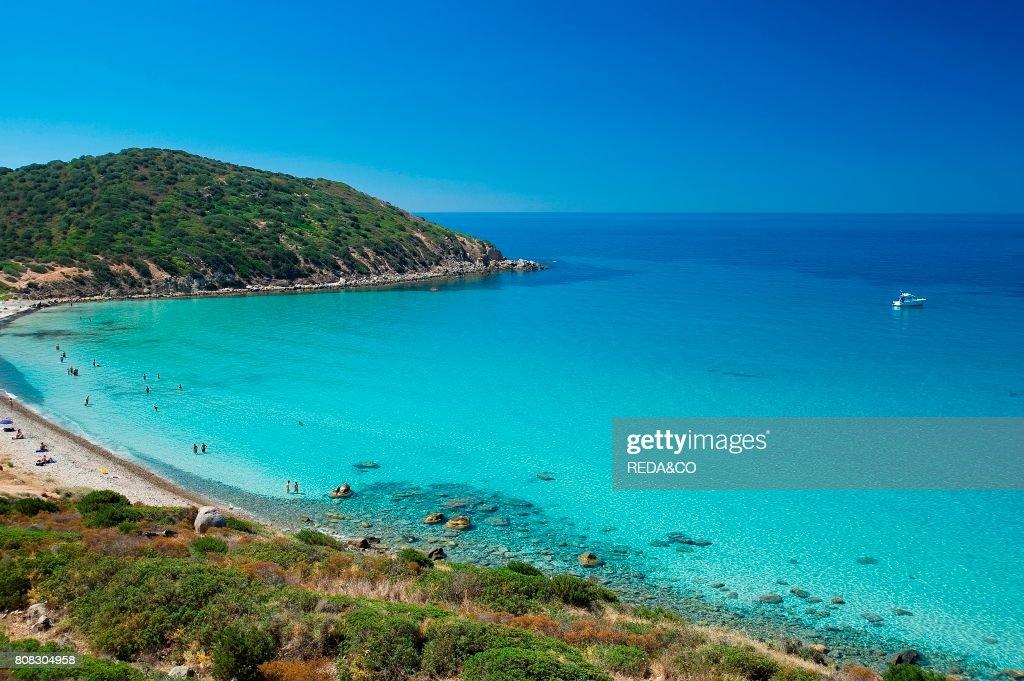 24f8e48bb430d Mari Pintau. Quartu Sant Elena. Sardinia. Italy. News Photo