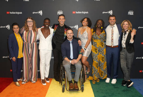 CA: YouTube Originals State Of Pride Los Angeles Premiere