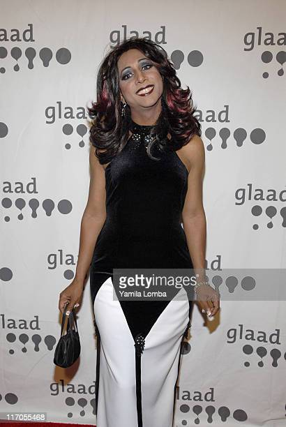 Mari Trini during 18TH ANNUAL GLAAD MEDIA AWARDS Miami at JW Marriott in Miami Florida United States