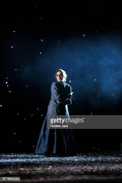 Maria Agresta as Mimi in the Royal Opera's production of Giacomo Puccini's La Boheme directed by Richard Jones and conducted by Nicola Luisotti at...