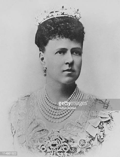 Maria Alexandrovna Duchess of Edinburgh circa 1875 Formerly the Grand Duchess Maria Alexandrovna of Russia she became the wife of Prince Alfred Duke...
