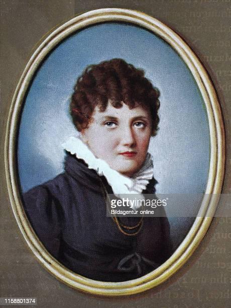 Maria Annunziata Carolina Murat Marie Annonciade Caroline Murat nee Bonaparte 25 March 1782 Ð 18 May 1839 better known as Caroline Bonaparte was the...