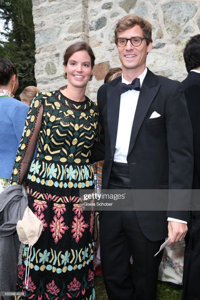 Wedding Of Prince Konstantin Of Bavaria And Deniz Kaya : ニュース写真