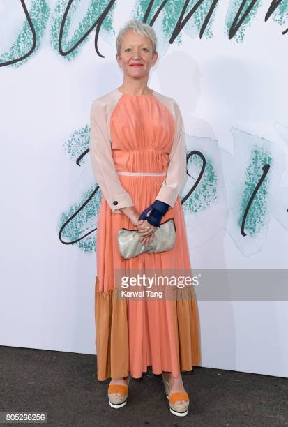 Maria Balshaw attends The Serpentine Gallery Summer Party at The Serpentine Gallery on June 28 2017 in London England