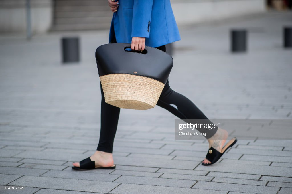 Street Style - Duesseldorf - May 05, 2019 : Photo d'actualité