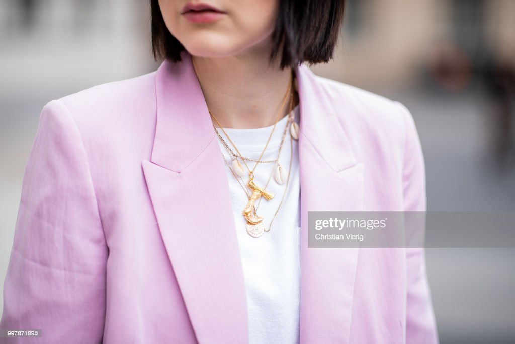 Street Style - Berlin - July 13, 2018 : Photo d'actualité