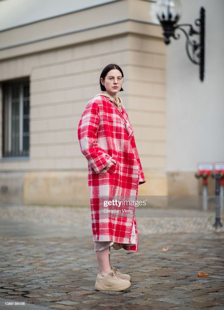 DEU: Street Style - Berlin - January 2, 2019