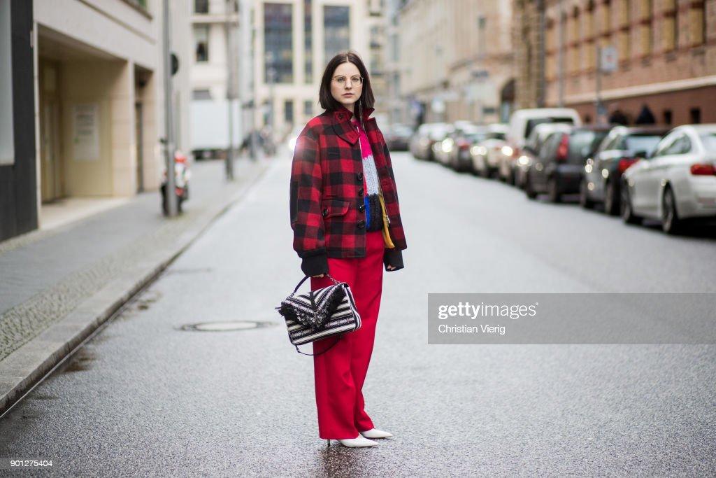 52e2cfe012 Street Style - Berlin - January 4