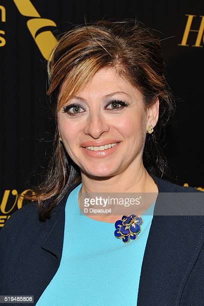 Maria Bartiromo attends The Hollywood Reporter's 2016 35 Most Powerful People in Media at Four Seasons Restaurant on April 6 2016 in New York City